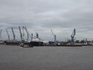 Pelabuhan Hamburg