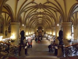 Hamburg Town Hall (inside)