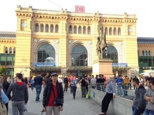 Hannover Central Station
