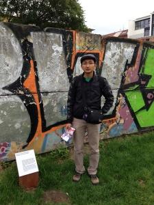 Reruntuhan Tembok Berlin