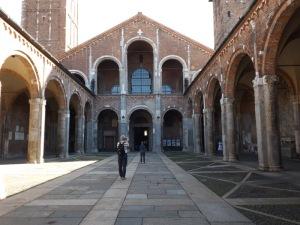 Basilika St Ambrogio