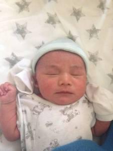 Kinan usia 3 minggu