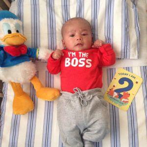 Kinan usia 2 bulan