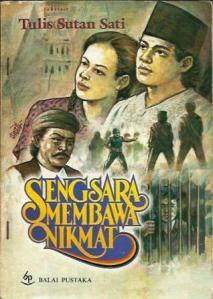 Sengsara cover