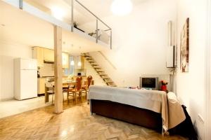 Contoh apartemen Airbnb yang pernah kami tempati