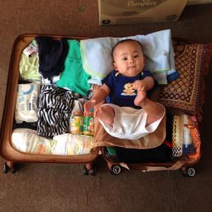 Kinan juga ikut dipak.